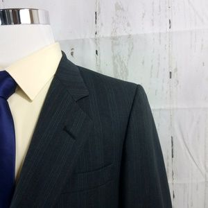 Pierre Cardin Sanger Harris 41R Suit Blazer Sports
